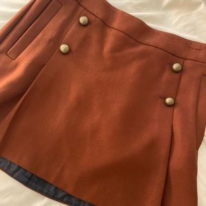 Perfect for fall skirt!